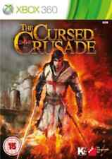 Cursed Crusade DVD NEW