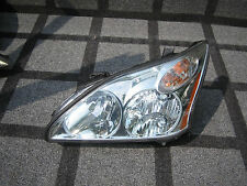 LEXUS RX 330 350 400h HEAD LAMP LIGHT HEADLAMP OEM 2006 2007 2008 2009 LH