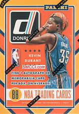 2015 2016 DONRUSS NBA Basketball Blaster Box Packs EXCLUSIVE Autographs Jerseys