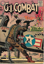 G.I. Combat Comic Book #55, DC Comics 1957 VERY GOOD-