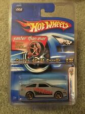 Hot Wheels Primer Grey AE-86 Toyota Corolla First Edition w/FTE Wheels