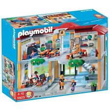Playmobil 5923 Small School Brand New Sealed! RARE and RETIRED!