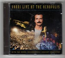 (GY977) Yanni, Yanni Live At The Acropolis - 1994 CD