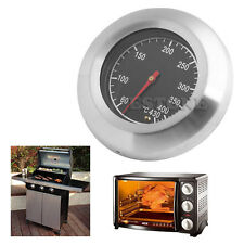 Barbecue BBQ Pit Smoker Grill Thermometer Temperature Gauge Celsius 60℃~430℃