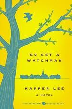 GO SET A WATCHMAN - NEW PAPERBACK BOOK