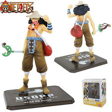 "ONE PIECE- FIGURA USOPP 13 CM/ USSOP ANIME FIGURE 5,1"" IN ORIGINAL BOX"