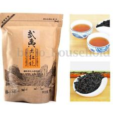 Premium Organic Chinese Da Hong Pao Big Red Robe Oolong Wuyi Tea  1 Bag ( 50g )