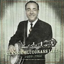 Classic Bluegrass Live by Earl Scruggs