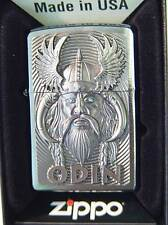 Zippo® Zippo Odin VIKING BLUE EYES Limited Edition Gott God WIKINGER New/Neu