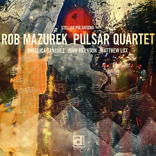 Rob Mazurek Pulsar Quart - Stellar Pulsations - SEALED NEW LP Modern Chicago Jz