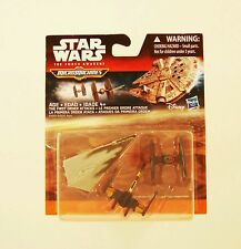 Hasbro Star Wars The Force Awakens Micro Machines 3pk The First Order Attacks