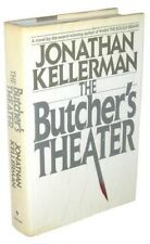 Jonathan Kellerman~THE BUTCHER'S THEATER~1ST/DJ~NICE COPY