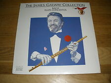BACH FLUTE CONCERTOS james galway collection LP Record - Sealed