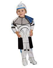 """Star Wars Kids Clone Wars Trooper Capt Rex Costume,Inf, 6-12 months, HEIGHT 22"""""""