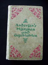 Andersens Märchen und Geschichten. Zweiter Band - ca.1919