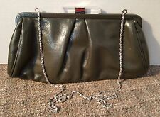 Chinese Laundry Green Clutch Style Purse Pocketbook