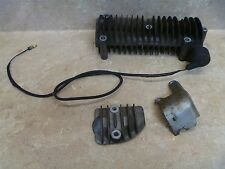 Honda 400 CB HONDAMATIC CB400-A Used Engine Oil Cooler  Assembly 1978 #HB57