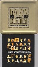 United Artists Mannheim - Ma Doppel N H.E.I.M. - MAXI-CD