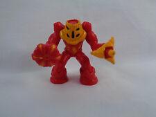 Gormiti Giochi Preziosi PVC Action Figure Red / Yellow # 4