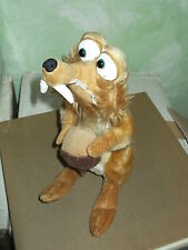 PELUCHE SCRAT ERA GLACIALE ACE AGE 2 THE MELTDOWN DREAMWORKS 25 CM CA sc119r