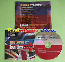 CD MOTOWN MEETS BEATLE compilation 2001 TEMPTATIONS SUPREMES DIANA ROSS (C24)
