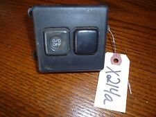 X214a 94-97 DODGE RAM 1500 OD OVERDRIVE SWITCH BUTTON UNIT OEM