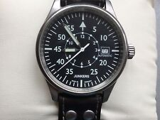 Junkers 6258/785 Military Swiss Made ETA 2824-2 25 Jewels Automatic Mens Watch