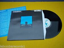 WIRE AFTER MIDNIGHT LIVE AT THE ROXY 1977 & 1978 DEMOS 1º press 1995  lp Ç