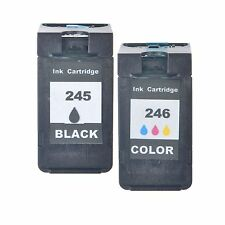 US STOCK PG-245XL CL-246XL Ink Cart for Canon PIXMA MG2922 MG2924 MX492 Printer