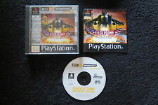 PS1 : EAGLE ONE : HARRIER ATTACK - Completo! Pilota un Harrier ! Comp PS2 e PS3