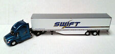 SWIFT TRANSPORTATION FREIGHTLINER EVOLUTION CAB  & 53' VAN  TONKIN PEM 1/64