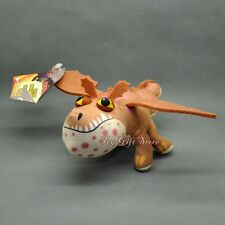 """* How To Train Your Dragon 2 * Gronkle Meatlug Plush toy 8"""" #2"""