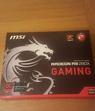 MSI AMD Radeon R9 280X GAMING 3G TwinFrozr Graphics Card