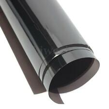 50cm x 50cm Black 20% Window Tint House Privacy Protecy Mirror Film Reflective