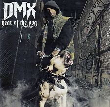 DMX : YEAR OF THE DOG … AGAIN / CD + DVD (SONY URBAN MUSIC/COLUMBIA 2006)