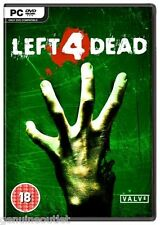Left 4 Dead Left for Dead for PC Brand New Factory Sealed
