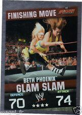 Slam Attax RAW - Beth Phoenix - Glam Slam - Finishing Move