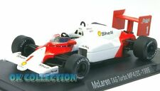 1:43 MCLAREN TAG TURBO MP4/2C - RBA F1 (1986) - Alain Prost (10)