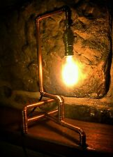 Retro Industrial edison Style Table Lamp - steampunk