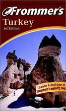 Frommer's Complete Guides: Frommer's Turkey by Frommer's Staff (2000, Paperback)