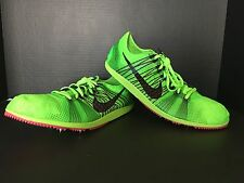 NEW NIKE FLYWIRE MATUMBO  TRACK SPIKES RACING 526625-306 SIZE 14