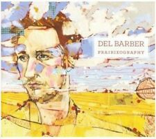 Prairieography - Del Barber (2014, CD NEUF)