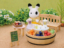 *NEW IN BOX* SYLVANIAN FAMILIES 4478 Village Juice Bar - 1 Figure included