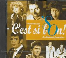 CD album: Compilation: C' Est Si Bon ! '80. Vol.3. Polygram. U