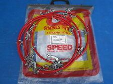 """Chaînes neige Speed pour roues de 12"""", 13"""", Michelin TRX"""