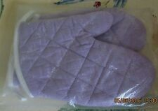 TUPPERWARE VINTAGE**NOW WE'RE COOKING OVEN MITTS**NEW SEALED**1988 OF OLD STOCK