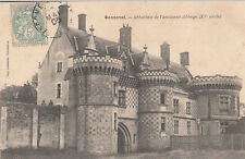 BONNEVAL abbatiale de l'ancienne abbaye timbrée 1905