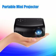 2016 Edition E07 mini full hd LED Projector Home Cinema Theater AV USB VGA HDMI