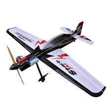 3D Aerobatic Flight Model Gas 20cc RC airplane 6CH ARF Sbach 342 65""