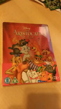 Aristocats Blu-ray Steelbook | UK exclusive | NEW OOP RARE Disney Limited